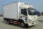 解放 J6F 130马力 4X2 4米冷藏车(CA5043XLCP40K2L1E5A84)