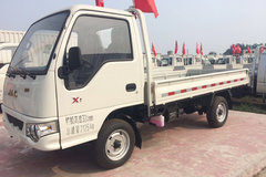 江淮 康铃X1 1.3L 87马力 3.1米单排栏板微卡(国五)(HFC1020PW4E2B3DV) 卡车图片