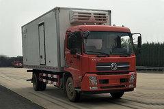 东风商用车 天锦 180马力 4X2 7.8米冷藏车(DFH5180XLCBX2JV)图片