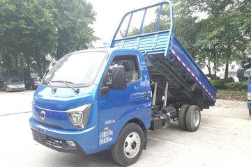飞碟缔途 DX 乐享版 1.9L 102马力 4X2 3.6米单排自卸车(FD3041D66K5-2)