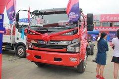 东风 凯普特K8 168马力 4X2 6.2米排半栏板载货车底盘(EQ1130L8BDF)