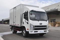 南骏汽车 瑞吉 109马力 3.375米单排厢式轻卡(NJA5040XXYEDE28V) 卡车图片