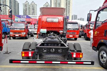 中国重汽HOWO 悍将 170马力 4.15米单排仓栅式轻卡(ZZ5047CCYG3315E143)图片