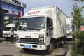 江淮 新帅铃H330 152马力 4.12米单排厢式轻卡(HFC5043XXYP71K1C2V)