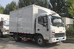 江淮 新帅铃H330 全能版 152马力 4.12米单排厢式轻卡(HFC5043XXYP71K1C2V)