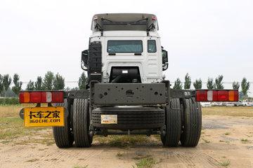 中国重汽 汕德卡SITRAK C5H重卡 310马力 4X2 厢式载货车底盘(气囊提升)(ZZ5176XXYM561GE1)图片