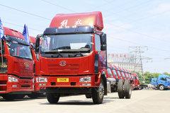 一汽解放 J6L中卡 质惠版 220马力 7.7米厢式载货车(CA5180XXYP62K1L5E5)