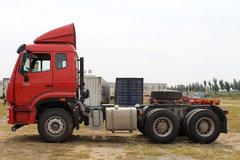 中国重汽 豪瀚J7B重卡 380马力 6X4牵引车(4.111速比)(ZZ4255N3246E1)