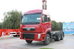 青岛解放 新大威重卡 336马力 6X4 牵引车(CA4257P2K2T1EA80) 卡车图片