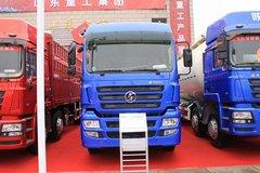 陕汽 德龙F2000 310马力 8X4 9.5米仓栅载货车(SX5315CLXYNR456)