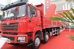 陕汽 德龙F3000重卡 380马力 8X4 9.5米LNG自卸车(SX3315DT456TL) 卡车图片