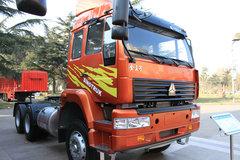 中国重汽 金王子重卡 300马力 6X4 牵引车(半高顶 精英版)(ZZ4251M3241C)  卡车图片