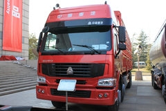 中国重汽 HOWO重卡 336马力 8X4 仓栅载货车(ZZ5317CLXN4667C) 卡车图片