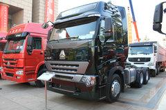 中国重汽 HOWO A7系重卡 420马力 6X4 牵引车(驾驶室A7-P)(ZZ4257V3247N1H) 卡车图片