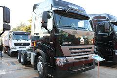 中国重汽 HOWO A7系重卡 420马力 6X4 牵引车(ZZ4257V3247N1B) 卡车图片