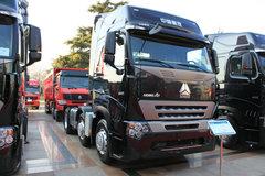 中国重汽 HOWO A7系重卡 340马力 6X2 牵引车(ZZ4257N25C7P1B) 卡车图片