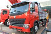 中国重汽 HOWO重卡 380马力 6X4 5.6米自卸车(ZZ3257N3847P1)