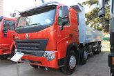 中国重汽 HOWO A7系重卡 375马力 8X4 8.5米自卸车(ZZ3317N4667N1)
