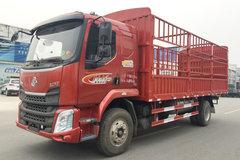东风柳汽 新乘龙M3中卡 180马力 4X2 6.8米仓栅式载货车(LZ5182CCYM3AB)