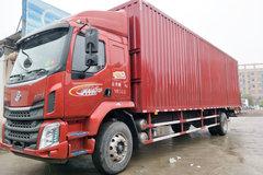 东风柳汽 新乘龙M3中卡 185马力 4X2 7.7米排半厢式载货车(LZ5180XXYM3AB) 卡车图片