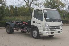 凯马 K8福运来 95马力 4X2 车厢可卸式垃圾车(KMC5042ZXXA33D5)图片