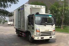 江淮 新帅铃K340 152马力 4米单排冷藏车(HFC5041XLCP73K2C3V)