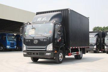 解放 虎VN 120马力 4.21米单排厢式轻卡(CA5040XXYP40K50L1E5A84)