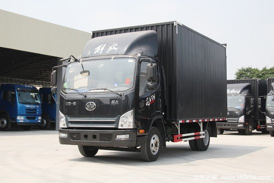 解放 虎VH 2018款 120马力 4.21米单排厢式轻卡(CA5041XXYP40K2L1E5A84-3)
