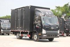 解放 虎VH 120马力 4.21米单排厢式轻卡(CA5041XXYP40K2L1E5A84-3)