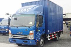 江淮 新帅铃H330 风尚版 141马力 4.12米单排厢式轻卡(HFC5043XXYP71K1C2V) 卡车图片
