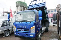 唐骏欧铃 T3系列 116马力 4米自卸车(ZB3040JPD7V) 卡车图片