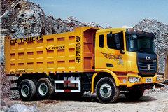 联合卡车U350 350马力 6X4 5.8米自卸车(汉德MAN后桥)(QCC3252D654)