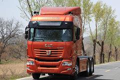 联合卡车 U550重卡 550马力 6X4牵引车(QCC4252D654-3)