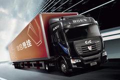 联合卡车 U350重卡 350马力 4X2牵引车(3.7速比)(QCC4182D651) 卡车图片