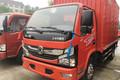 东风 凯普特K6-L 2018款 115马力 4.17米单排厢式售货车(EQ5041XSH8BDBAC)