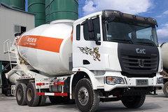 联合卡车U350 350马力 6X4 4.1方混凝土搅拌车底盘(4.26速比)(QCC5252GJBD654-E)