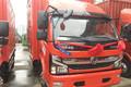 东风 凯普特K6 2018款 115马力 4.17米单排厢式售货车(EQ5041XSH8BDBAC)