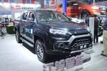 江铃 域虎7 2018款 豪华版 2.4T柴油 140马力 手动 四驱 双排皮卡