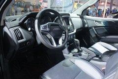 江铃 域虎 2017款 智能版 2.0L汽油 205马力 四驱 双排皮卡 卡车图片
