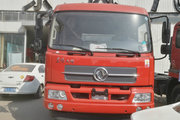 东风商用车 天锦中卡 180马力 4X2 6.75米排半栏板载货车底盘(DFH1180BX1JV)