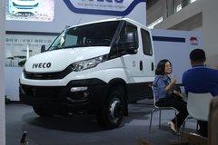 依维柯 新Daily 170马力 4X2 7吨消防车底盘(70C17H)