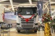 斯堪尼亚 G系列重卡 450马力 6X2牵引车(2.71速比)(型号G450)