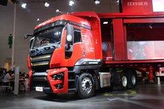 江铃重汽 威龙重卡 420马力 6X4牵引车(SXQ4250J4A3D5) 卡车图片