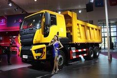 江铃重汽 威龙重卡 6X4自卸车 卡车图片