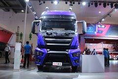 江铃重汽 威龙重卡 365马力 4X2牵引车(SXQ4180J1A2D5) 卡车图片