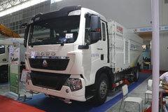中国重汽 HOWO T5G 210马力 4X2 扫路车(华威驰乐牌)(SGZ5160TXSZZ5T5)