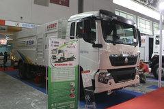 中国重汽 HOWO T5G 220马力 4X2 扫路车(华威驰乐牌)(SGZ5160TXSZZ5T5L)