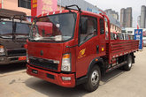 中国重汽HOWO 悍将 143马力 3.85米自卸车(ZZ3047F3315E141)