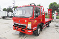 中国重汽HOWO 悍将 160马力 4X2 平板运输车(8挡)(ZZ5047TPBG3315E145B)图片