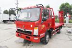 中国重汽HOWO 悍将 160马力 4X2 平板运输车(ZZ5047TPBG3315E145B)图片